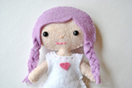 pocket doll pattern