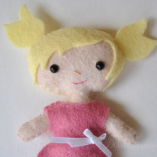 Mini Suzie Doll
