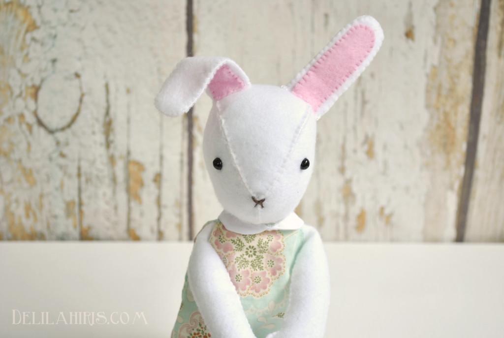 bunny doll pattern