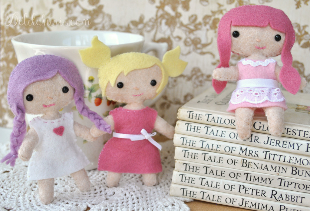 tiny pocket doll patterns