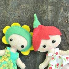Fairy Pixie Dolls