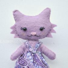Mini Kitty Doll