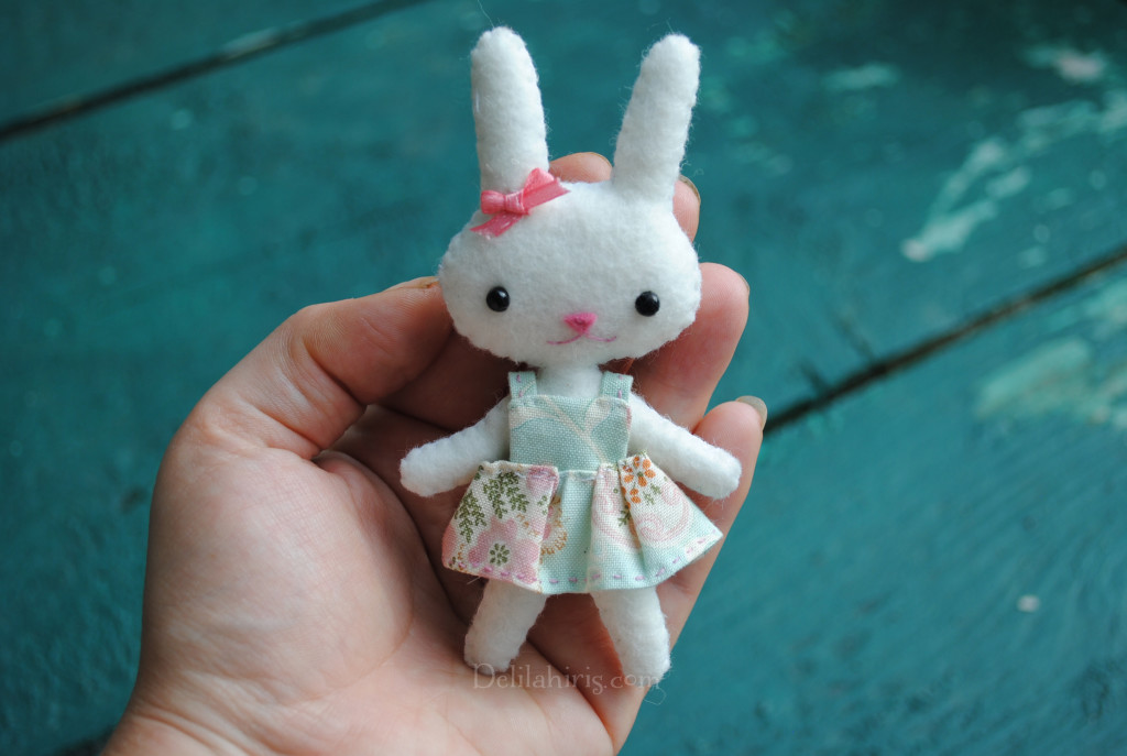 DelilahIris Handmade Toys, Felt Dolls and Creatures