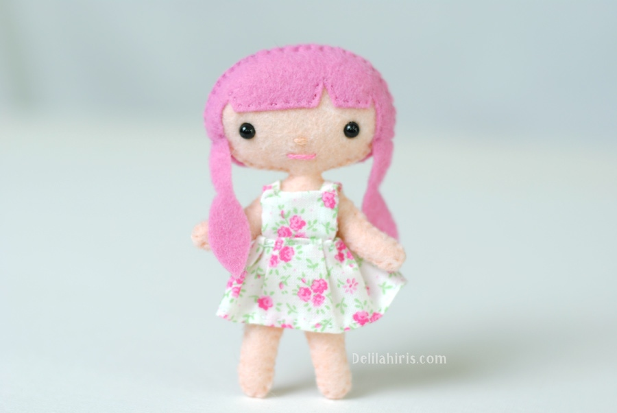 tiny doll pattern