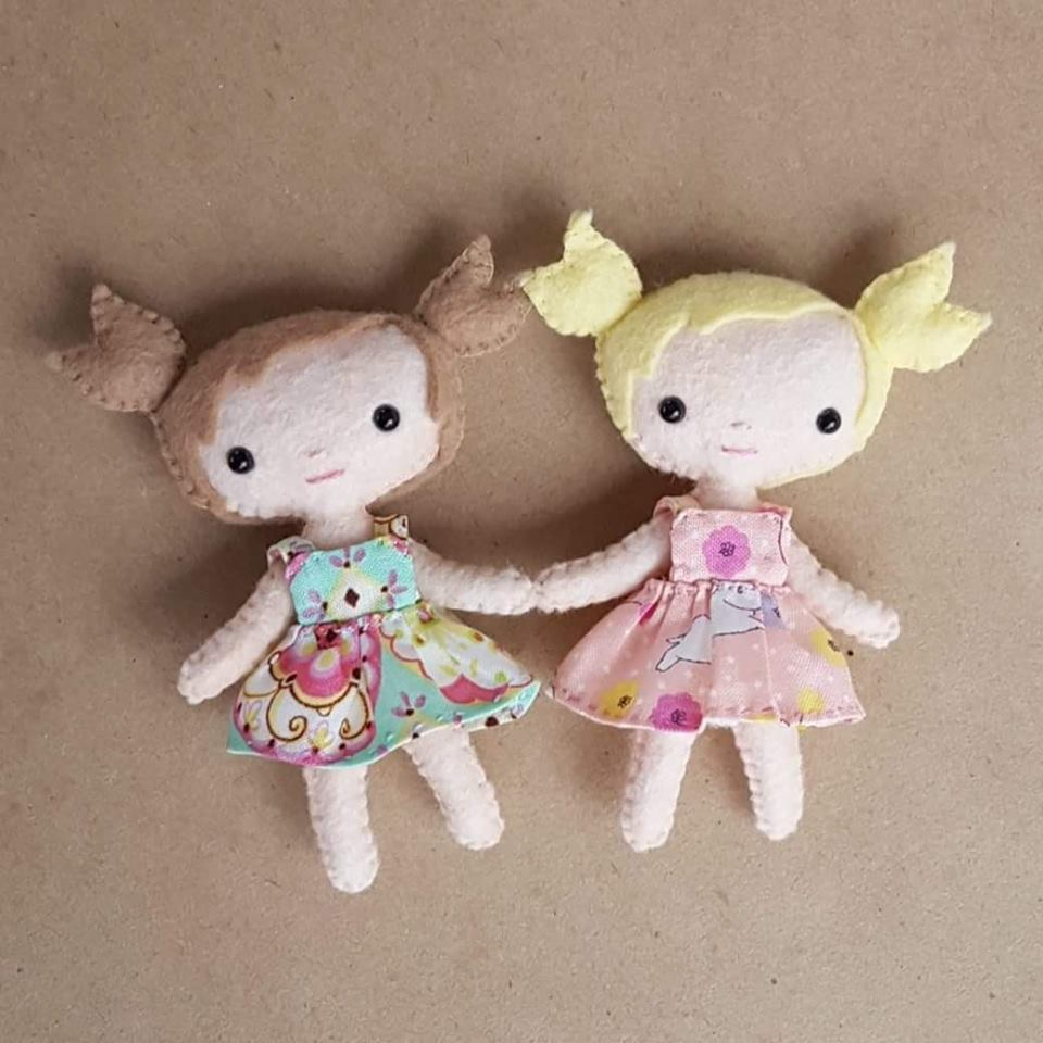 It's just an image of Impertinent Free Printable Felt Doll Patterns