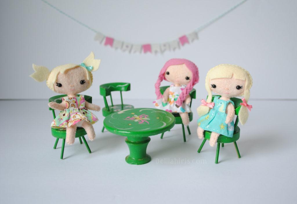 mini doll pattern