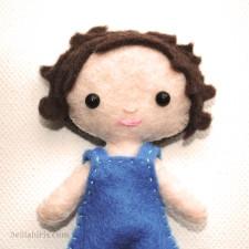 Charlie Boy Doll
