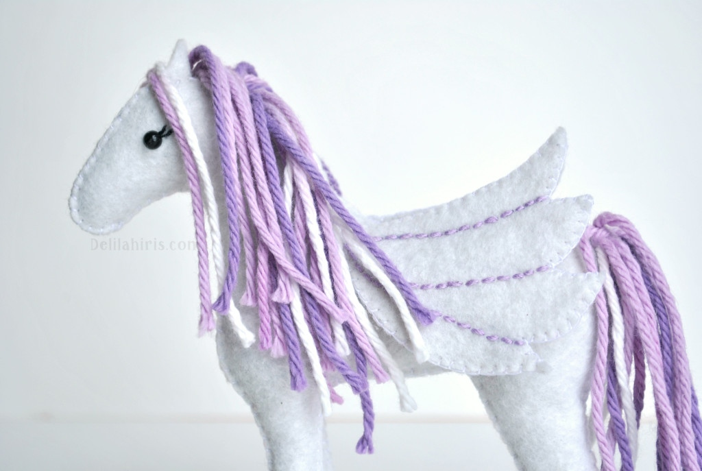 pegasus sewing pattern