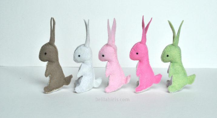Easter Felt Patterns