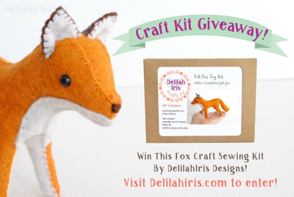 New DIY Craft Kits... And A Giveaway! - Delilah Iris