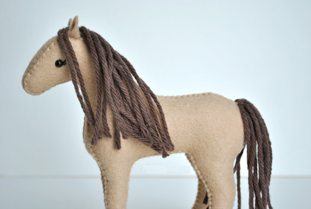 diy horse craft kit