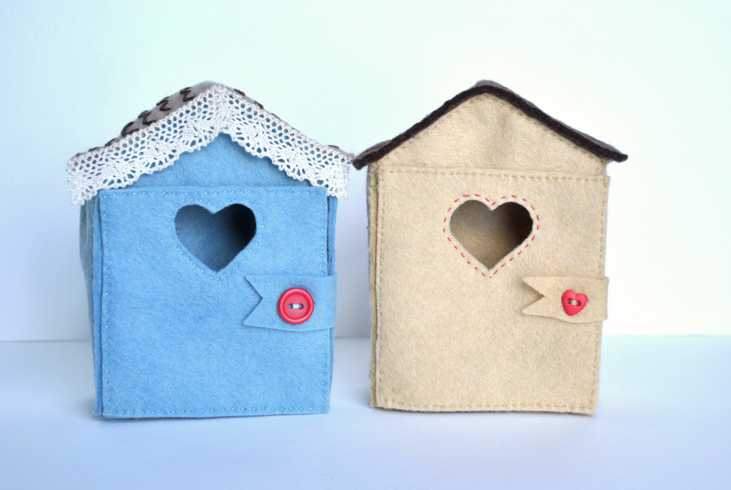 Paper Doll House Craft