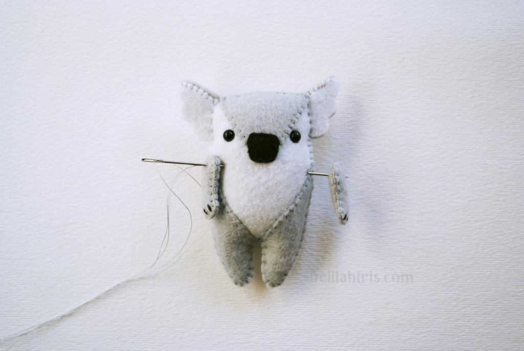 string joint koalas