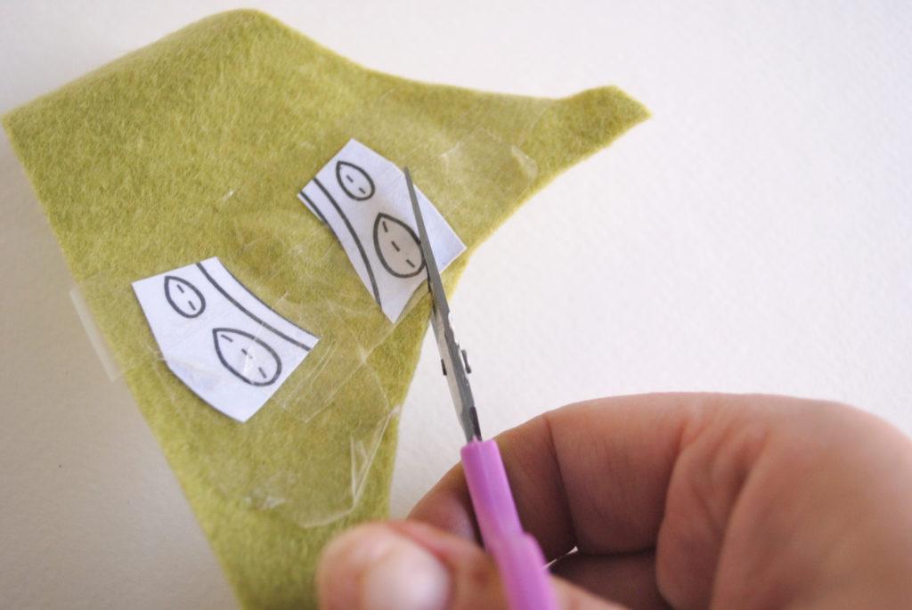 felt cutting tips