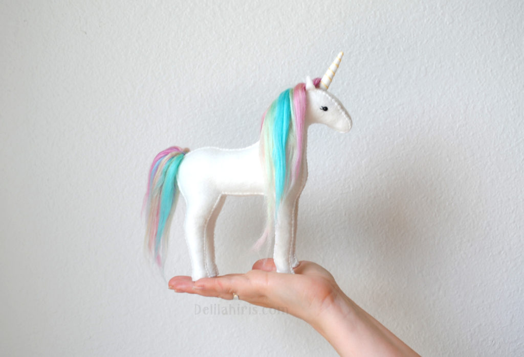 pastel rainbown unicorn kit
