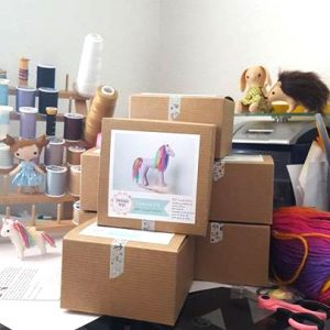 unicorn craft kit boxes