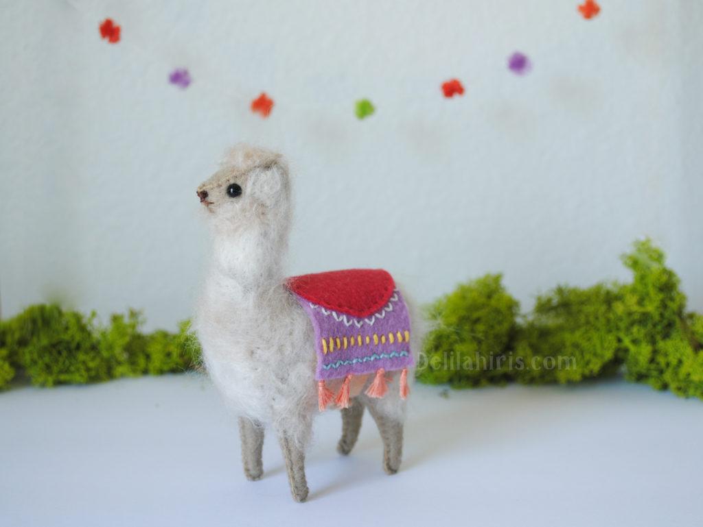 alpaca sewing pattern