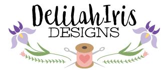 Delilah Iris Designs Toy Sewing Patterns