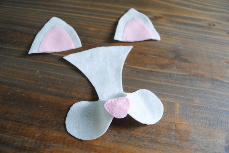 cat mask pattern tutorial
