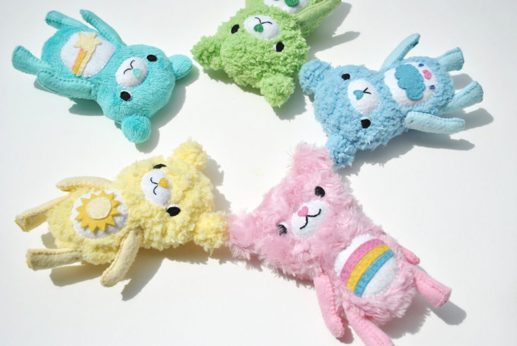 handmade care bears