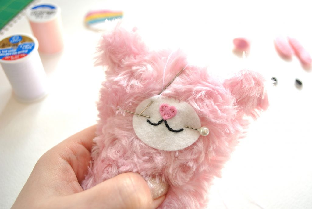 diy care bear plush tutorial