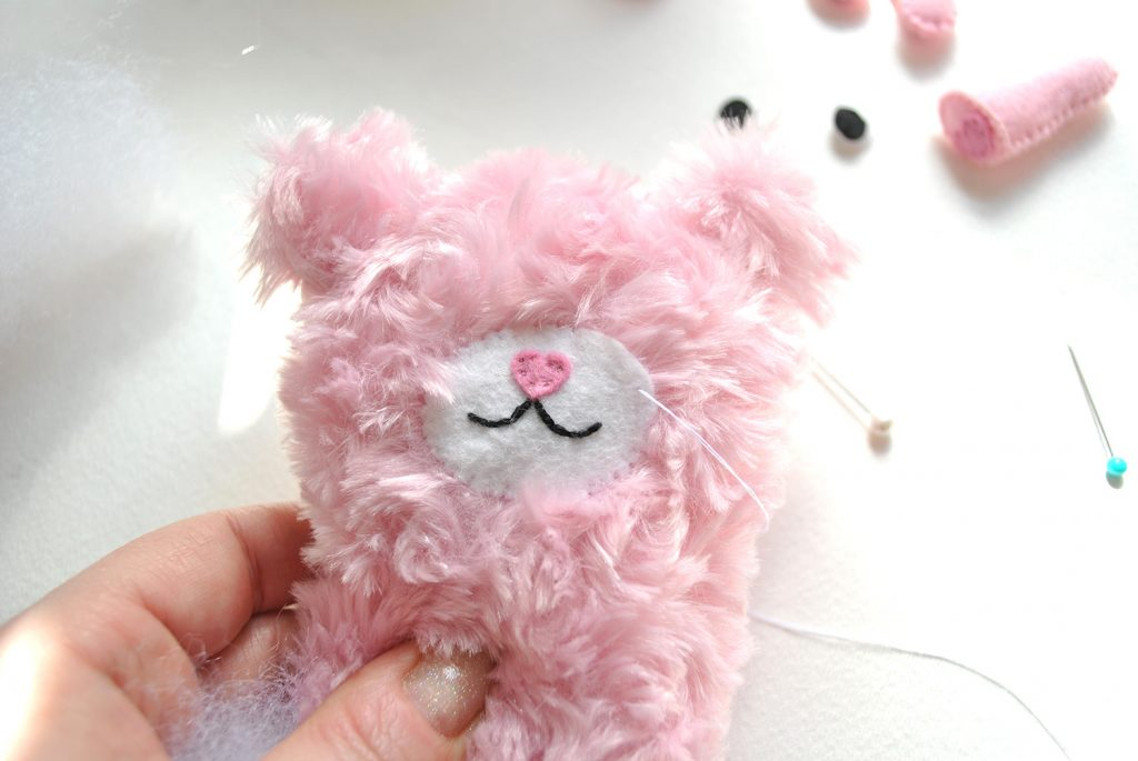 diy care bear plush tutorial