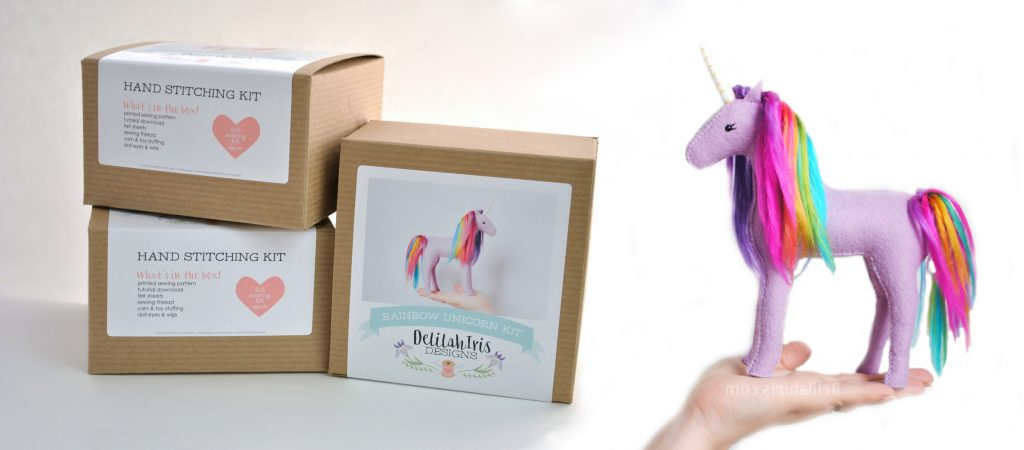 DIY Unicorn Kits