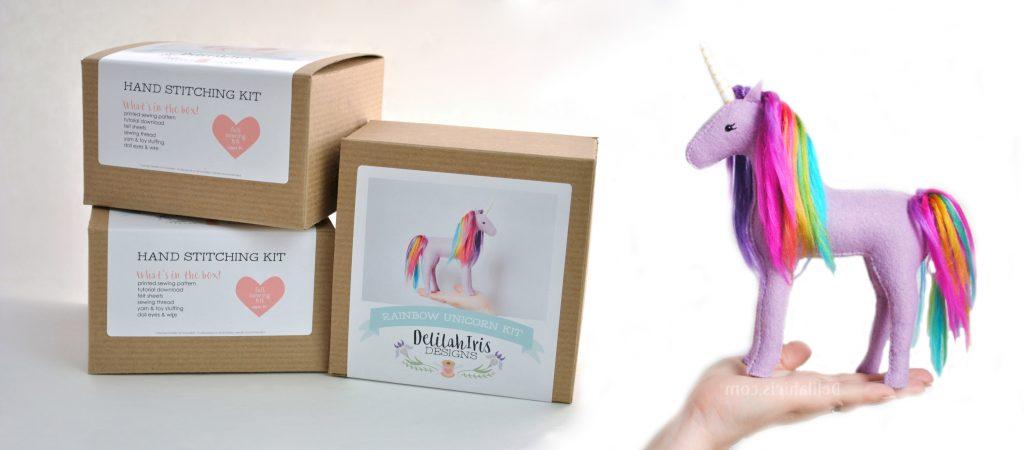 DIY Unicorn Kits