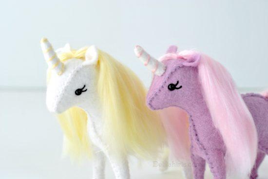 make your own unicorns