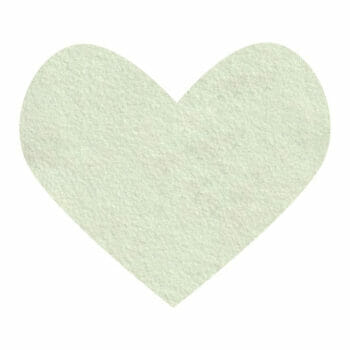 hint of mint wool felt