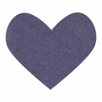purple sage wool felt