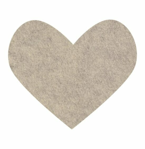 sandstone wool felt