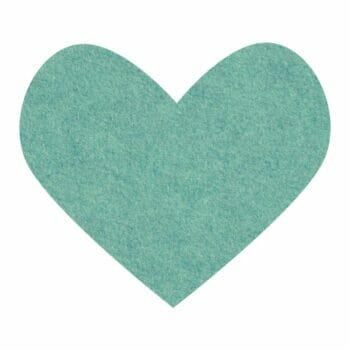Sea Foam Wool Felt