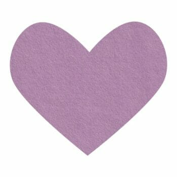 wisteria wool felt