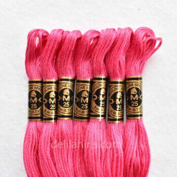 DMC embroidery thread felt crafts sewing
